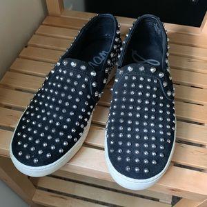 Sam Edelman Studded Loafers